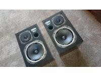 Yamaha AST-S1 Studio Monitor speakers spares or repair
