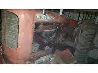 Nuffield tractor m4