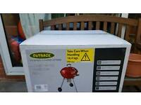 Outback Comet Kettle BBQ