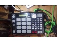MPC 500 sampler, portable