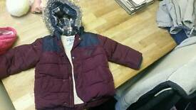 Boys toddler coat