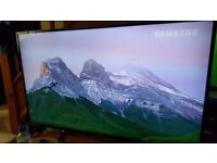 panasonic 50inch led smart Ultra HD 4K with wifi.