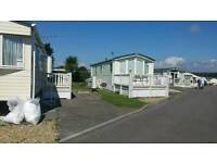 Hire/Let/Holiday caravan Porthcawl Parkdean trecco bay