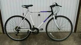 """Raleigh Pioneer """"Spirit"""" Hybrid Bicycle For Sale in Good Riding Order"""