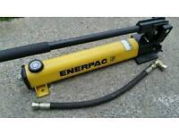 Enerpac hydraulic jack unit