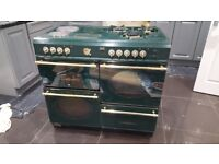 Double Oven used - 1000mm Creda Colonial
