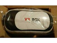 VR headset brand new with remote great christmas gift