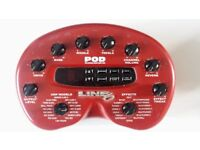 Guitar effects pedal - Line 6 POD