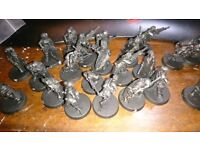 Warhammer 40k Tanith first and only / gaunts ghosts models