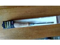 1/4 inch (6.3mm) Veritas Bench Chisel, boxed and unused