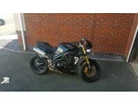 Triumph speed triple 2005 - very low miles and immaculate