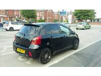 L@@K 2008 TOYOTA YARIS 1.8 SR 5 DOOR LOW MILEAGE 34000 BACKED UP BY VOSA