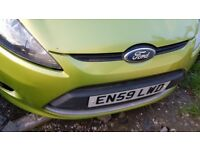 Ford FIESTA, 2010 year low mileage of 94000 for sale
