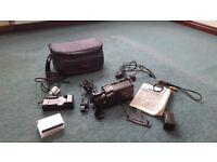 Canon e400 video camera