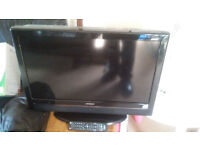 "26"" hdmi freeview tv"