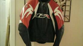 HEIN GERICK BIKERS JACKET SIZE UK 32