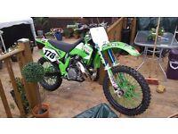 1992 kx 250 stunning bike