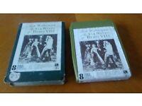 8 trk cassette - rick wakeman six wives of henry V111