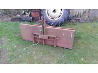 5f linkbox for we tractor with small door Cookstown