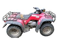 Wanted: Quad Bike for Winter Project