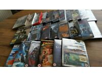 25 DVD Films & Comedy.