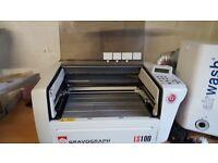 Gravograph Ls100 IQ+ Engraver