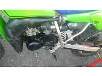 Kawasaki kx80 1986 / 87 big wheel classic
