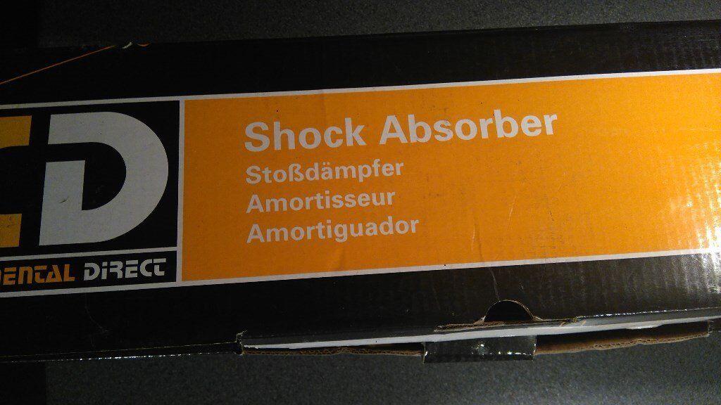 Citroen c3 front shock absorbers