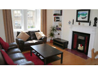 Bright and spacious 2 bed flat, 1 with en-suit in Craighouse Gardens, Morningside