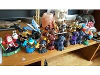 Skylanders imaginators ps3 lots of figures