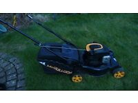 McCulloch petrol lawnmower (reduced price)