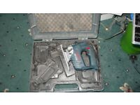 Bosch GST 24 V Cordless Jigsaw Body Only This is a bare unit with box no battery or charger