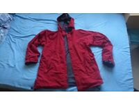 Rohan Men's Axiom Outdoor Jacket Red size XL