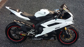YAMAHA YZF R6-R *HIGH SPEC*