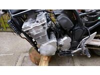 Suzuki Bandit 600 engine (working)