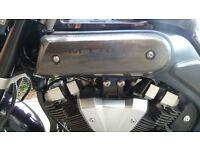 Yamaha MT-01 Carbon Air Intakes - Genuine Yamaha Parts.
