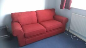 SOFABED In excellent condition as barely used.