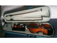 Half-Size Violin
