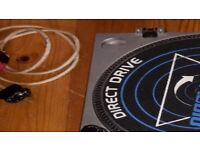 Citronic pd1 mk2s direct drive turntables