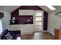 NEWLY REFURBISHED STUDIO/1 BED IN BALLOCH LOCH LOMOND(NO CTAX).,CLOSE TO FASLANE NAVAL BASE TOO