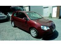05 Vw Polo 1.4 S 3 Door ( Face lift model)) Red Met very clean car CAN be seen anytime