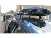 Ford S-Max Roof Bars