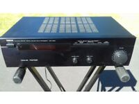 yamaha natural surround sound processor.