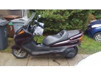 Majesty 250 scooter NONRUNNER