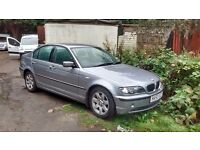 BMW 3 Series 2.0 320d SE 4dr Spares Or Repairs Drive Away