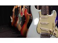 GUITAR TUNING & SETUPS SERVICE IBANEZ GIBSON PRS BURNS LES PAUL TELECASTER STRATOCASTER 335
