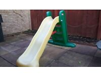 CHILDRENS LITTLE TYKES SLIDE