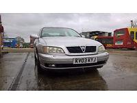 Vauxhall Omega 2.6 v6 CDX Auto