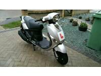 Pgo 125cc Spares or Repairs