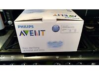 Phillips Avent Microwave Steriliser